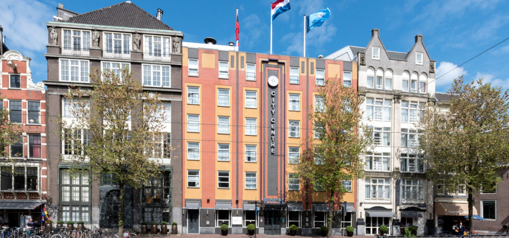 City Centre Hotel Amsterdam - WestCord Hotels