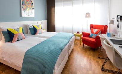 Comfort Plus Zimmer - WestCord Hotels