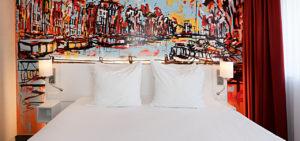 Hotelkamer Art Hotel Amsterdam *** - Westcord Hotels