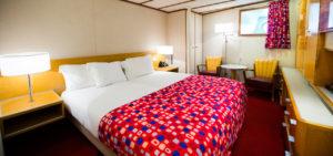 Hotelkamer Original ss Rotterdam - Westcord Hotels