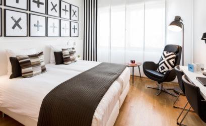 Comfort Deluxe Zimmer - WestCord Hotels