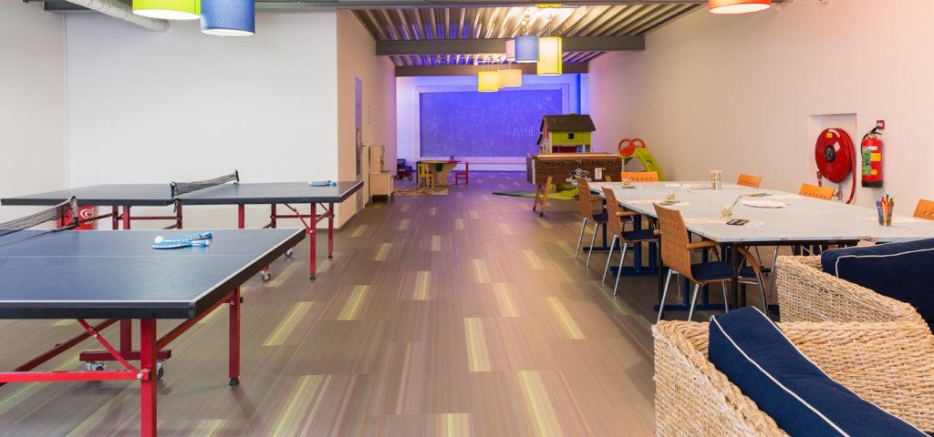 Kinderparadijs in WestCord ApartHotel Boschrijck - Westcord Hotels