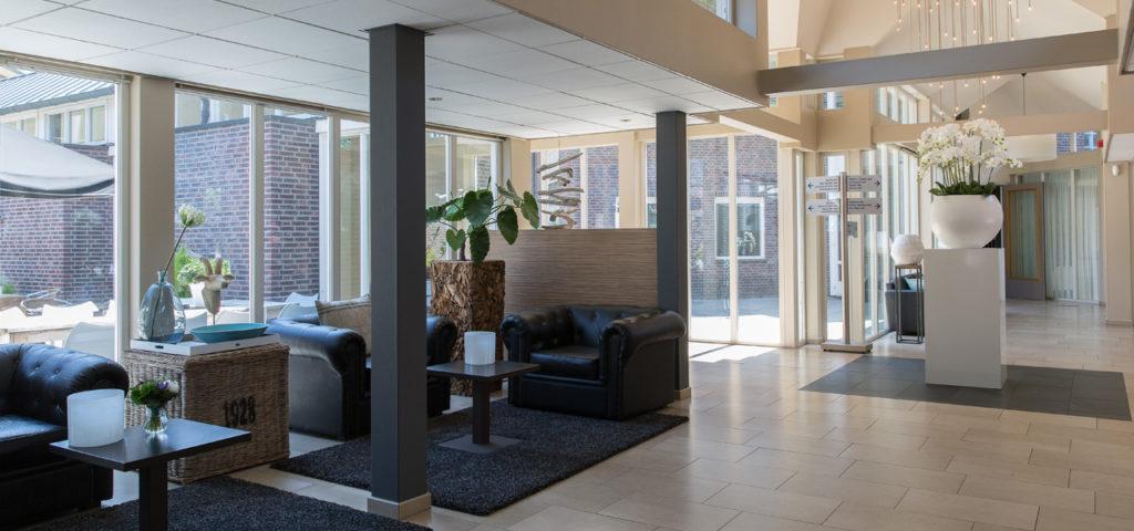 Lobby WestCord Hotel de Veluwe Garderen - Westcord Hotels