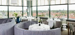 Sterrenrestaurant élevé WTC Hotel Leeuwarden - Westcord Hotels