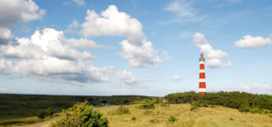 Vuurtoren op Ameland - Westcord Hotels