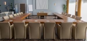 vergaderzaal-willemvanoranje-erasmus-nelsonmandela-rembrandt-westcord-hotel-de-veluwe - Westcord Hotels