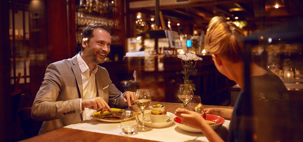 Vlieland - Restaurant de Wadden - diner - Westcord Hotels