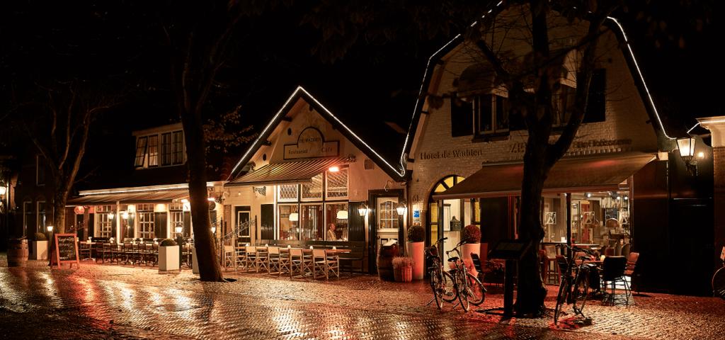 Vlieland - Hotel de Wadden - dorpsstraat - Westcord Hotels