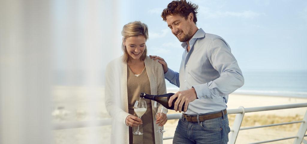 Strandhotel Seeduyn - Vlieland - Zeezijde kamer - Westcord Hotels