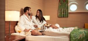 Rotterdam - Ontbijt op bed - ss Rotterdam - Westcord Hotels