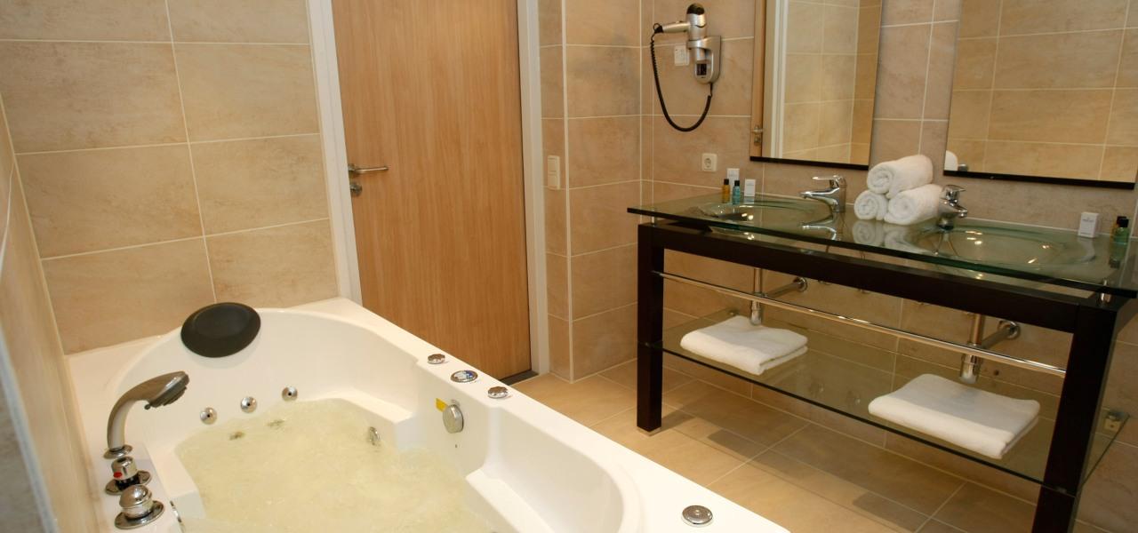 SHS –  Deluxe Kamer Zeezijde (DE) - WestCord Hotels