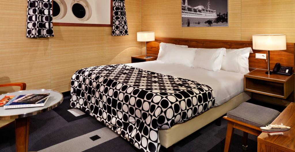Superior Kamer Manhattan ss Rotterdam - Westcord Hotels