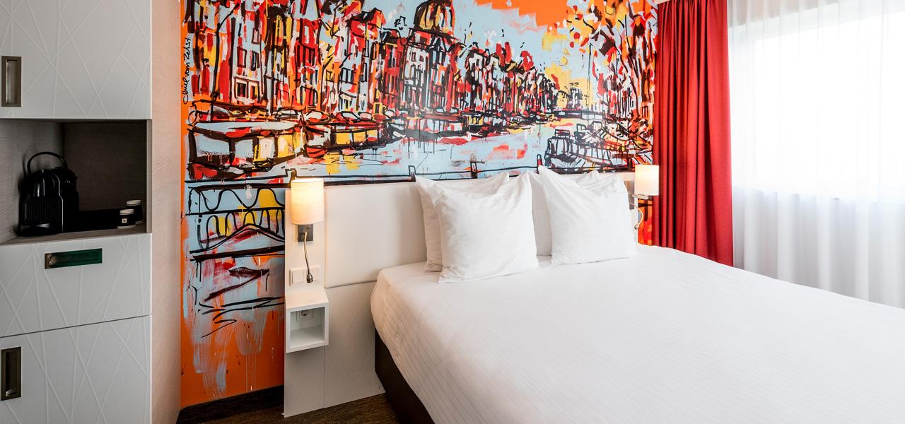 Superior Zimmer mit Balkon - WestCord Hotels