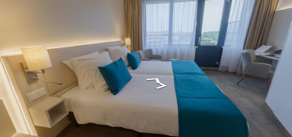 360º foto Comfort Kamer WestCord Hotel Noordsee - Westcord Hotels