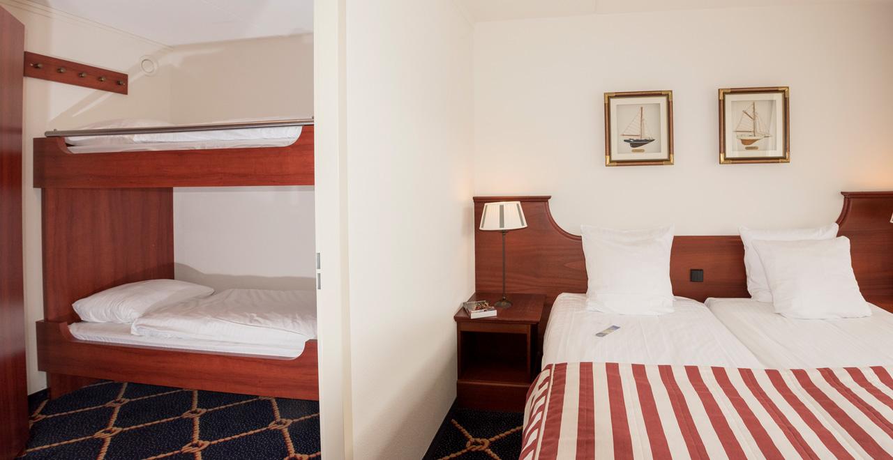 Familien Suite - WestCord Hotels