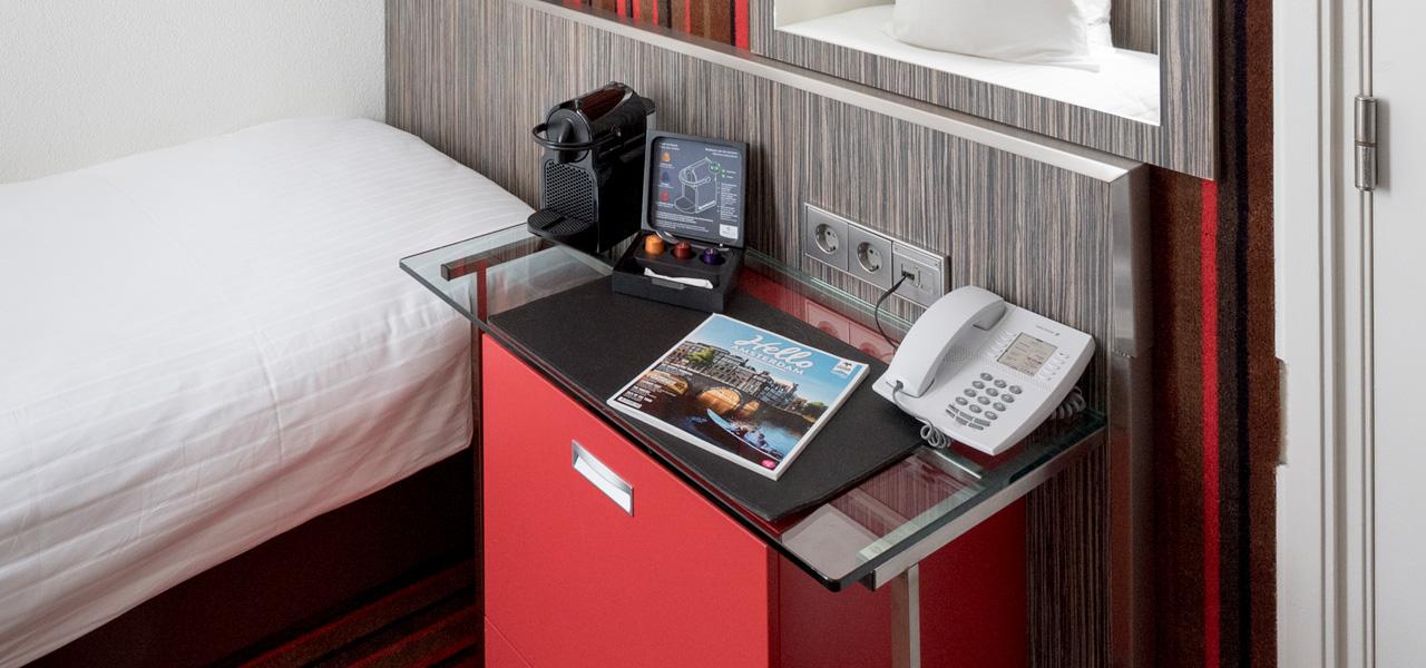 Einzelzimmer - WestCord Hotels