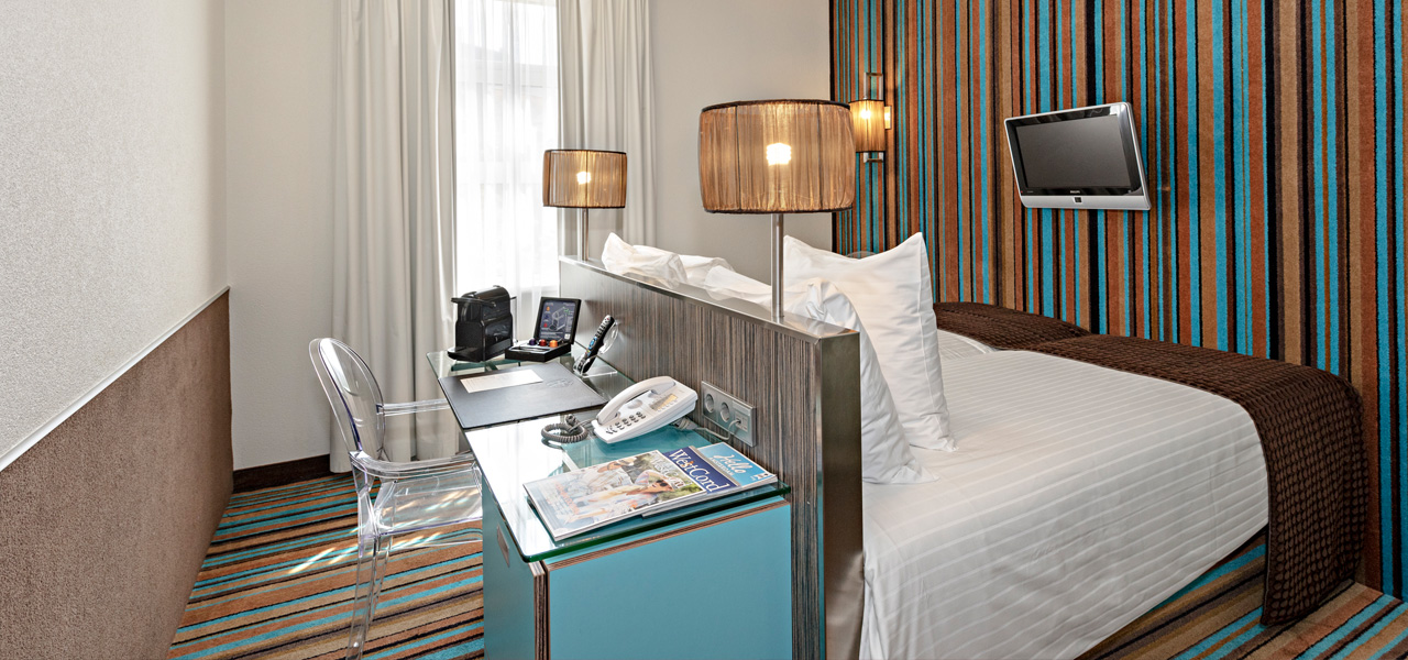 Cosy Twin/Double Zimmer - WestCord Hotels