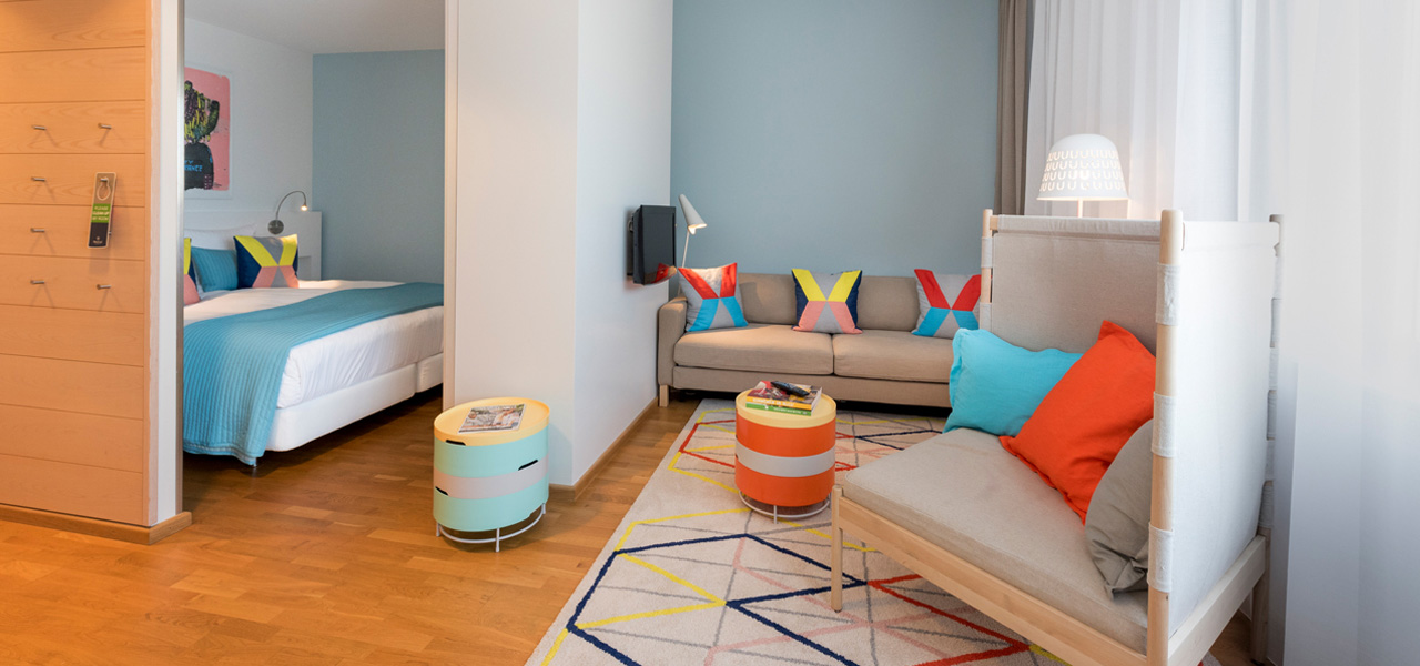 Familienzimmer - WestCord Hotels