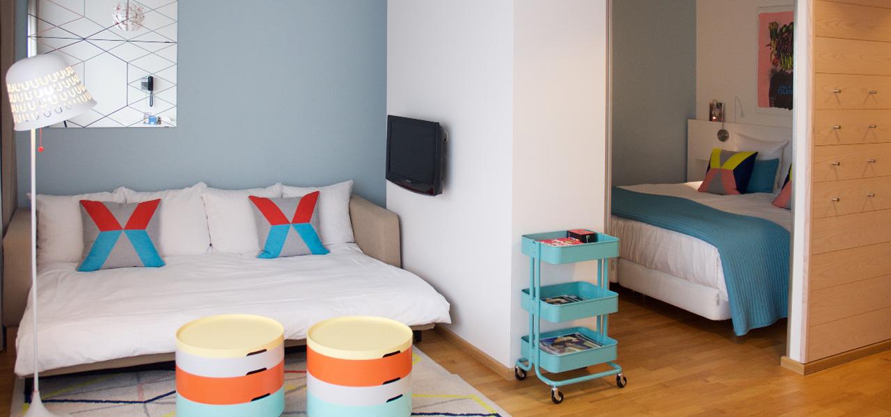 WHD – Familiekamer (DE) - WestCord Hotels