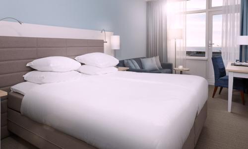 Superior Zimmer Meeresseite - WestCord Hotels
