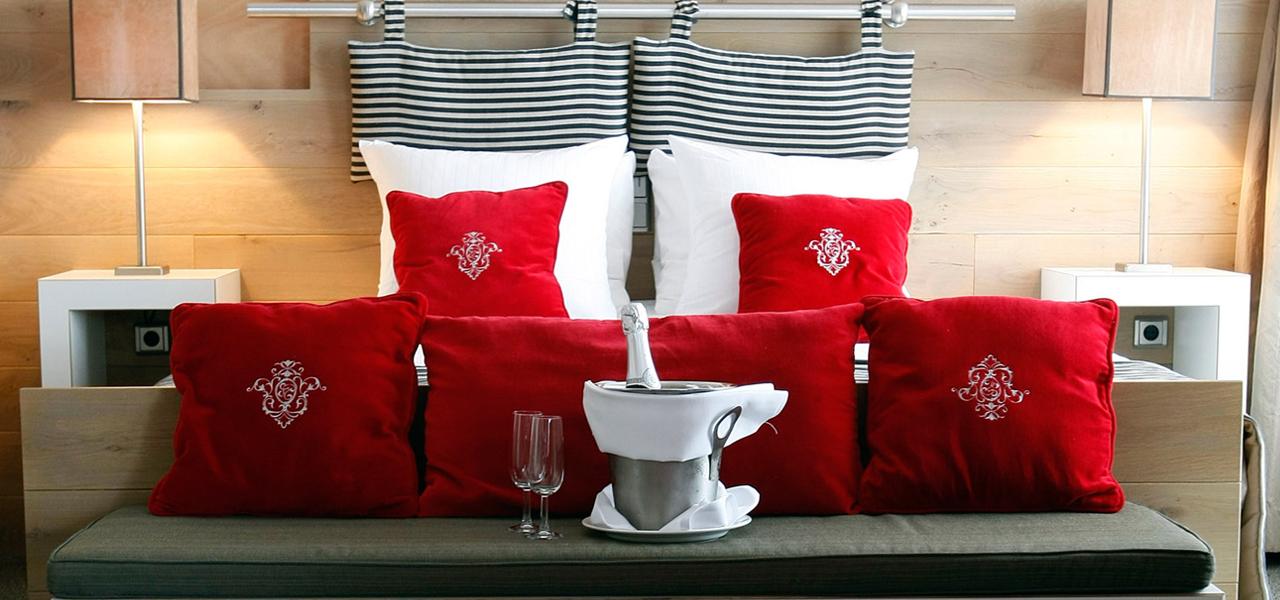 Honeymoon-Suite Meeresseite - WestCord Hotels