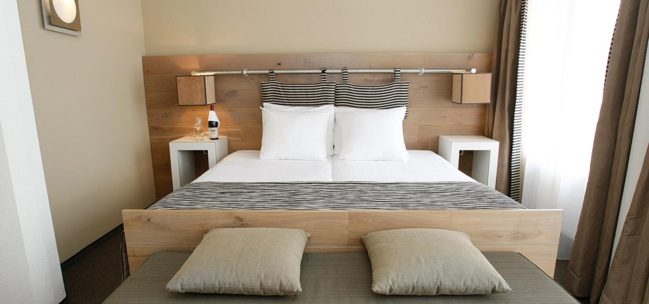Dachterrasse Zimmer - WestCord Hotels