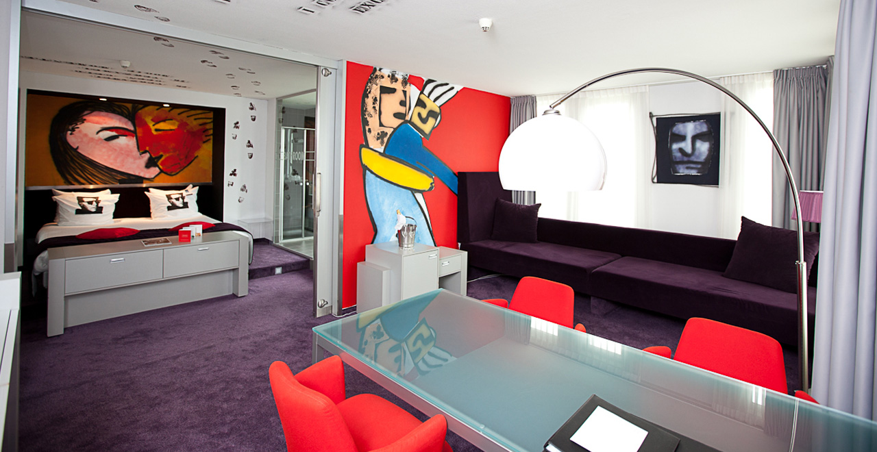 Suite - WestCord Hotels