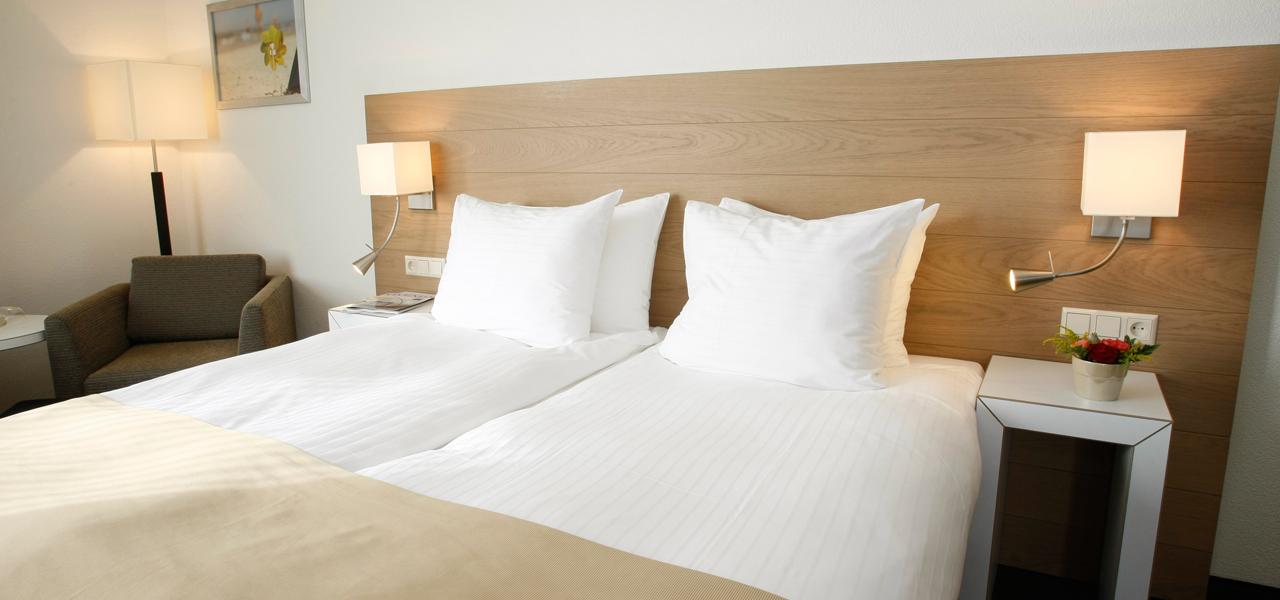 Superieur Zimmer Meeresseite - WestCord Hotels