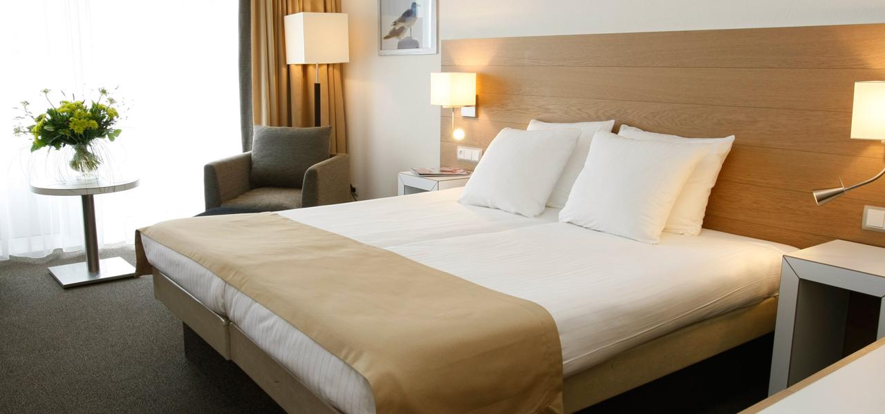Superior Zimmer Landseite/Meeresseite - WestCord Hotels