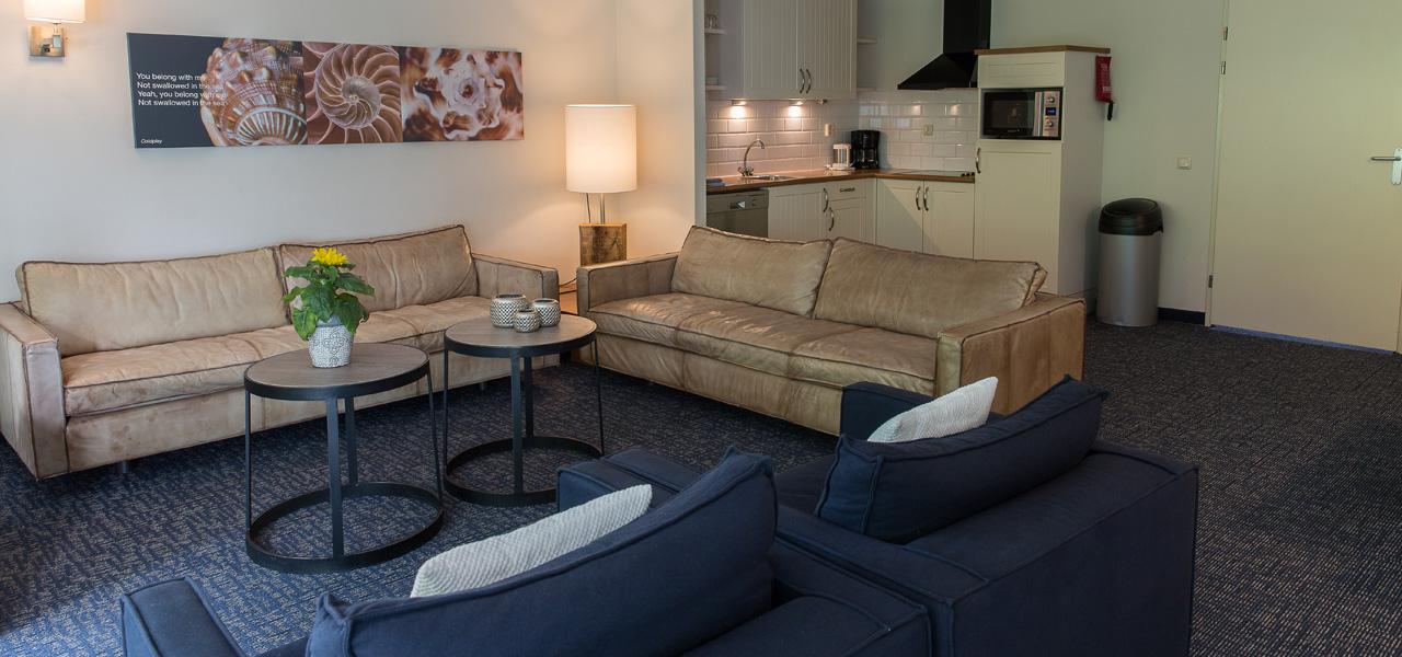 Apartment Extra Large - WestCord Hotels
