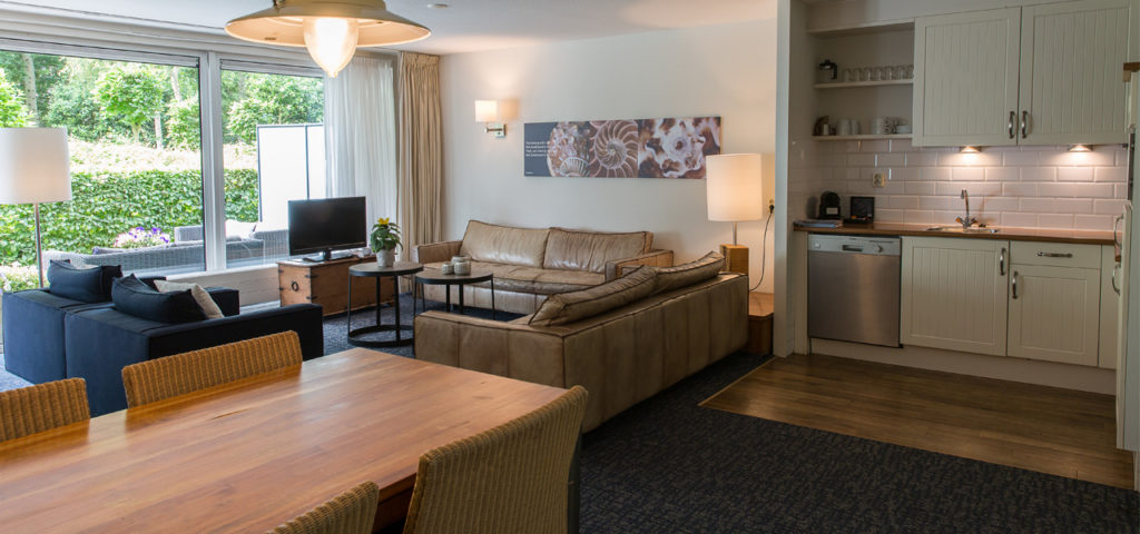 Appartement Extra Large WestCord ApartHotel Boschrijck - Westcord Hotels