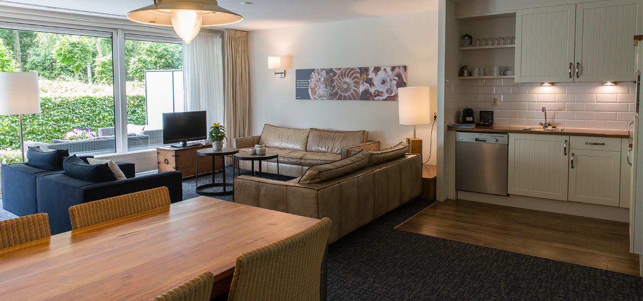 BOS – Appartement Extra Large - WestCord Hotels