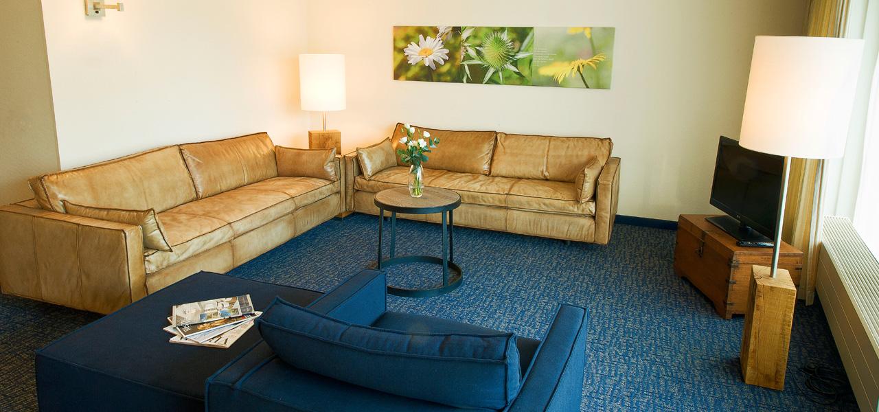 BOS – Appartement Large + bedbank (DE) - WestCord Hotels