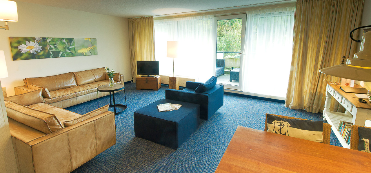 BOS – Appartement Large (DE) - WestCord Hotels