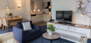 Appartement Medium WestCord ApartHotel Boschrijck - Westcord Hotels