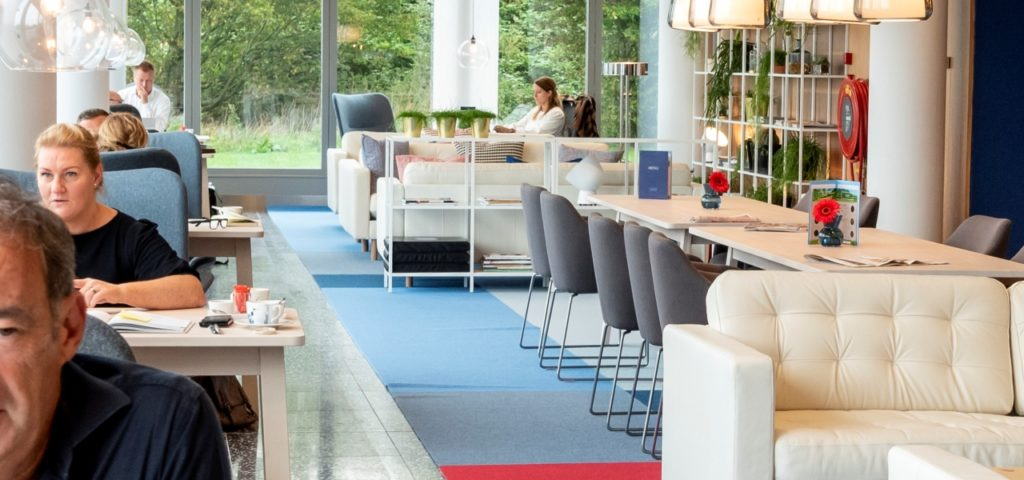 Lobby - WestCord Hotel delft - Westcord Hotels