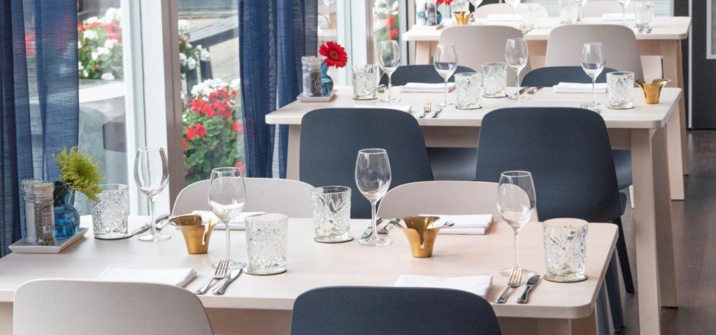 Blue Dining - WestCord Hotel Delft - Westcord Hotels