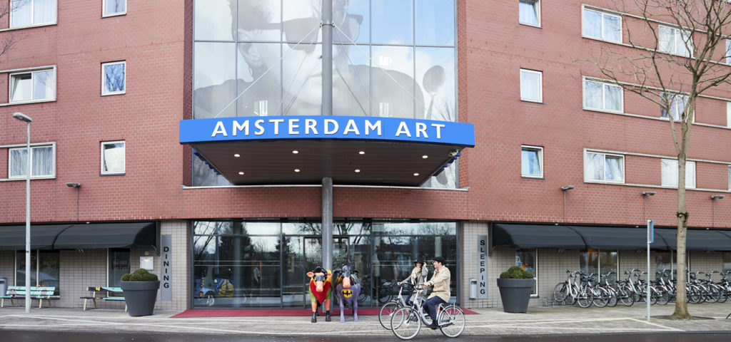 Art Hotel Amsterdam - Westcord Hotels