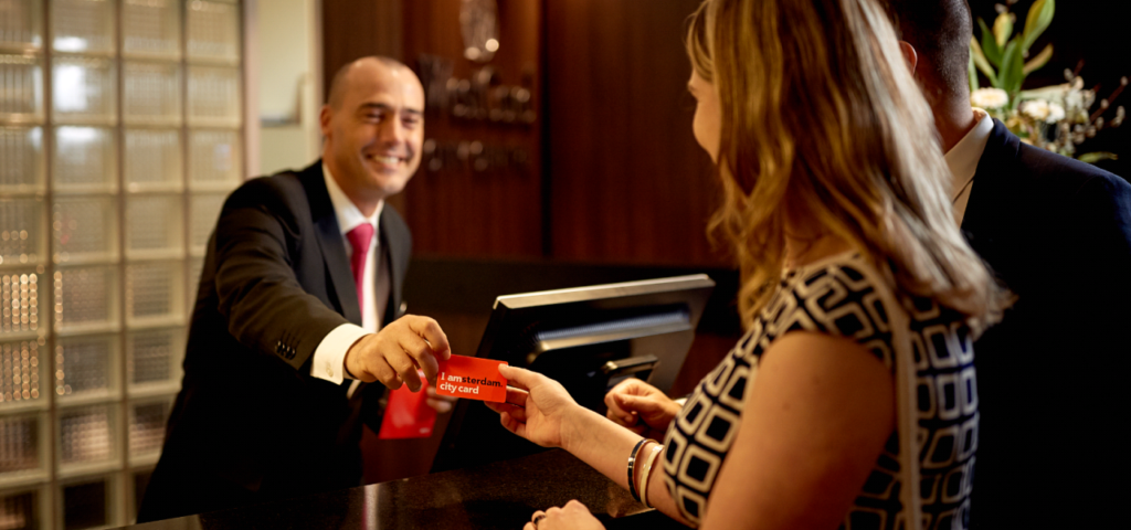 Check In at WestCord City Centre Hotel Amsterdam - Westcord Hotels