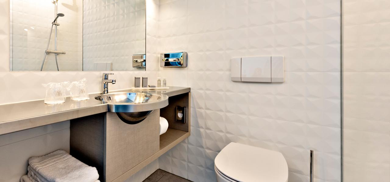 Triple Deluxe Zimmer - WestCord Hotels