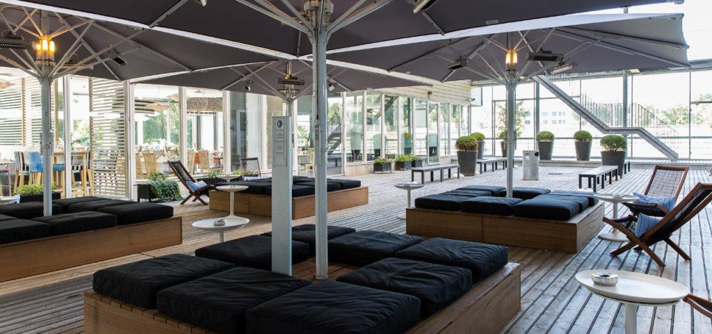 Binnenplaats WestCord Hotel Delft - Westcord Hotels