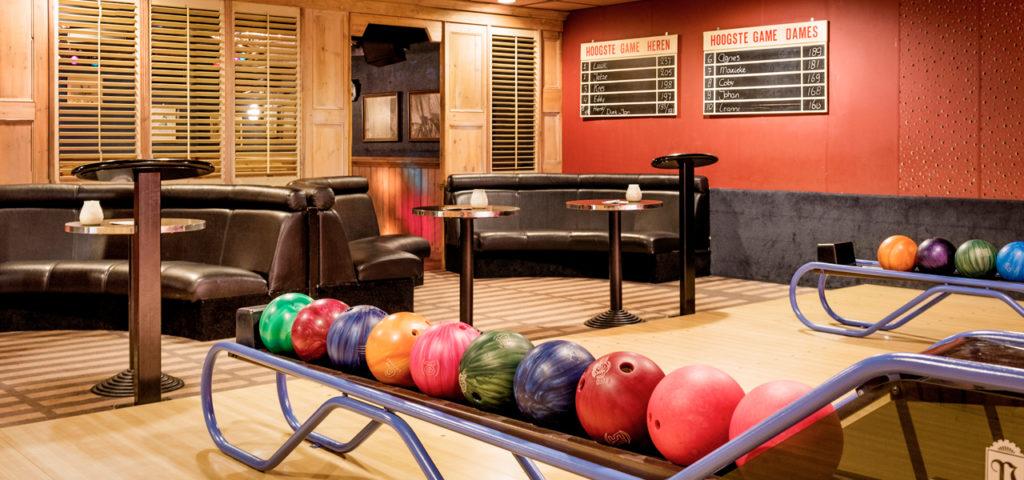 Bowlingbaan Hotel Schylge op Terschelling - Westcord Hotels