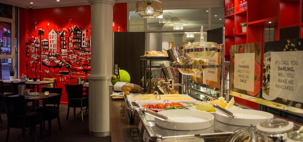 Westcord Fashion Hotel Amsterdam Restaurant