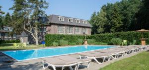 Buitenzwembad WestCord Hotel de Veluwe Garderen - Westcord Hotels