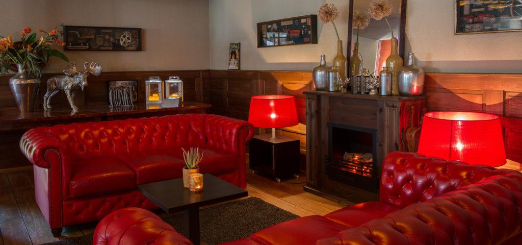 Grand café WestCord Hotel de Veluwe Garderen - Westcord Hotels