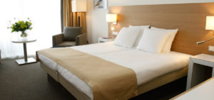 Superior Land side/ Sea view room - Westcord Hotels