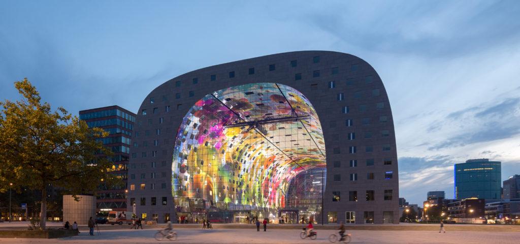 Markthallen Rotterdam - Westcord Hotels