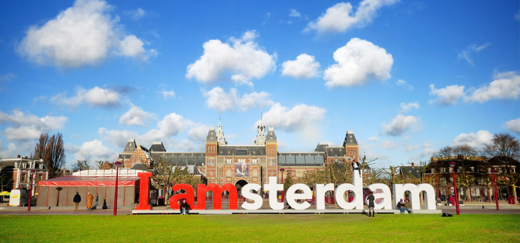 Museumplein in Amsterdam - Westcord Hotels