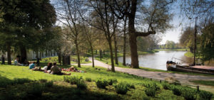 Park in Leeuwarden - Westcord Hotels