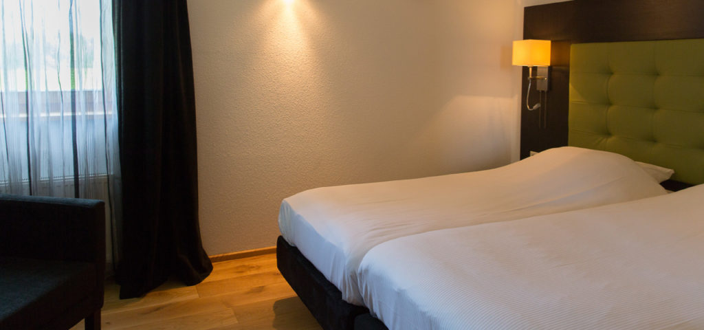 WHS – Twin kamer (DE) - WestCord Hotels
